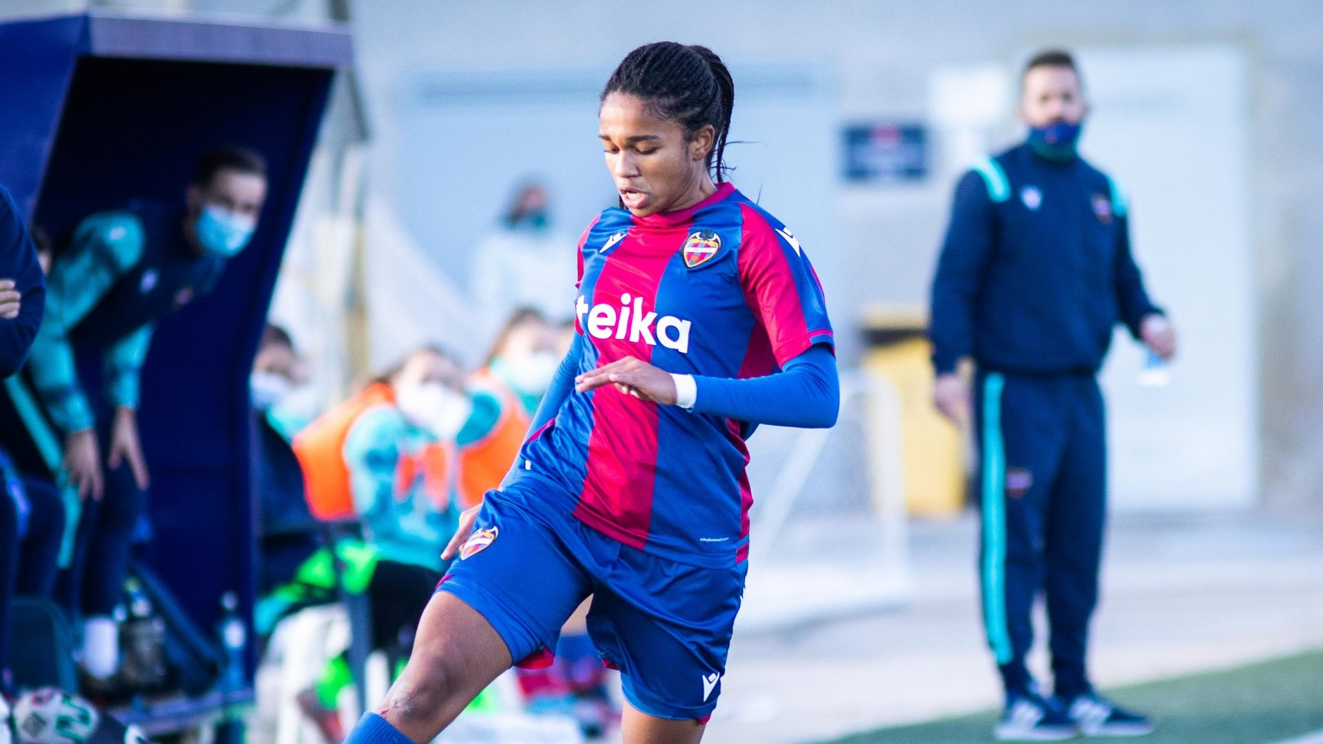 Andrea Okene inspires Levante victory over Almassora