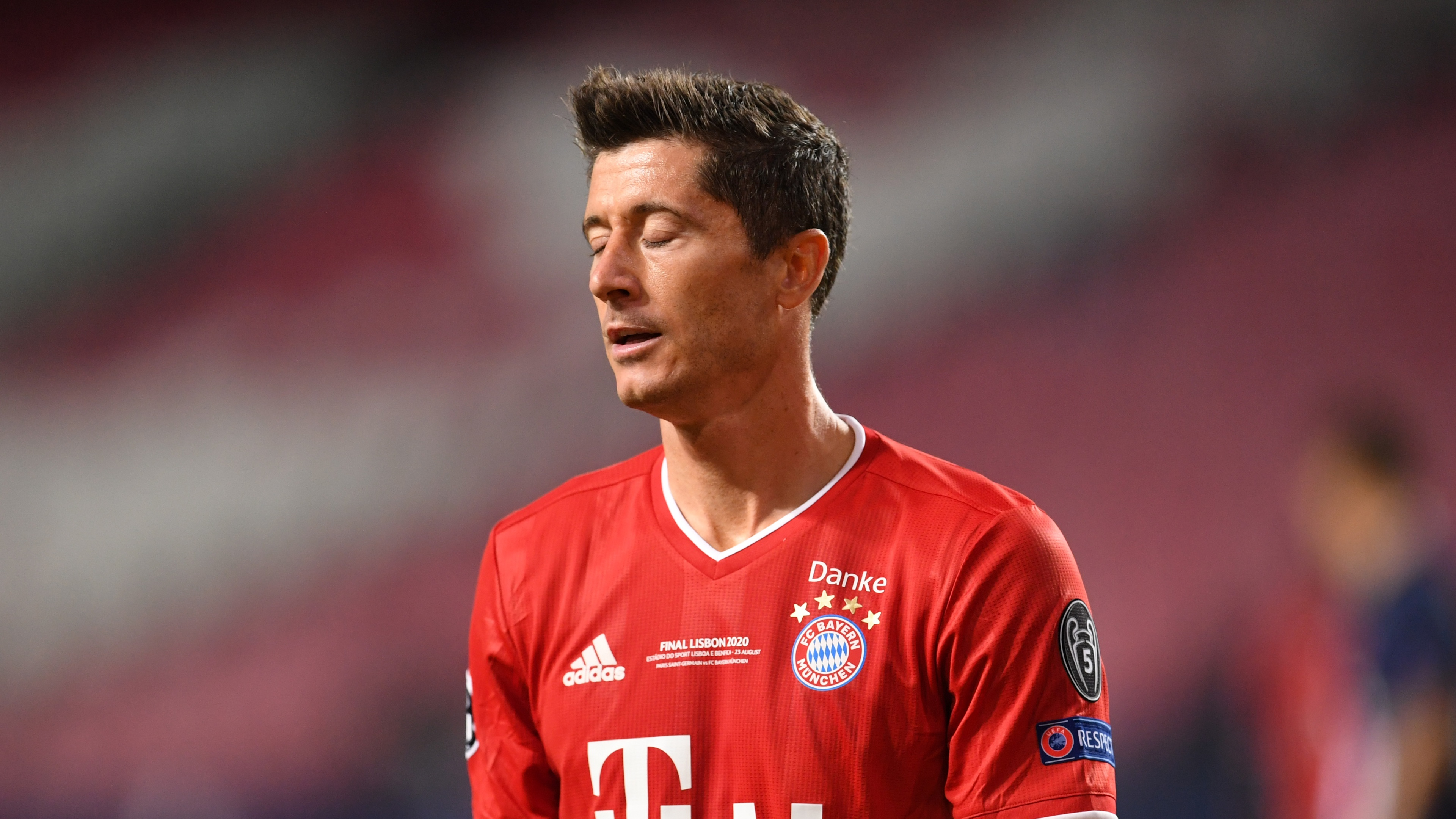 Lewandowski 'too exhausted' to celebrate Super Cup win as RB Leipzig star Forsberg warns Bayern: We can beat you!