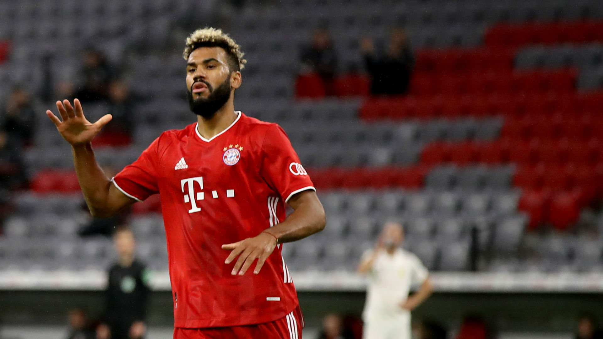 Choupo-Moting named man of the match on Bayern Munich debut against Duren