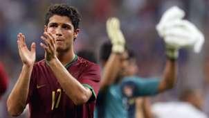 Cristiano Ronaldo Portugal World Cup 2006