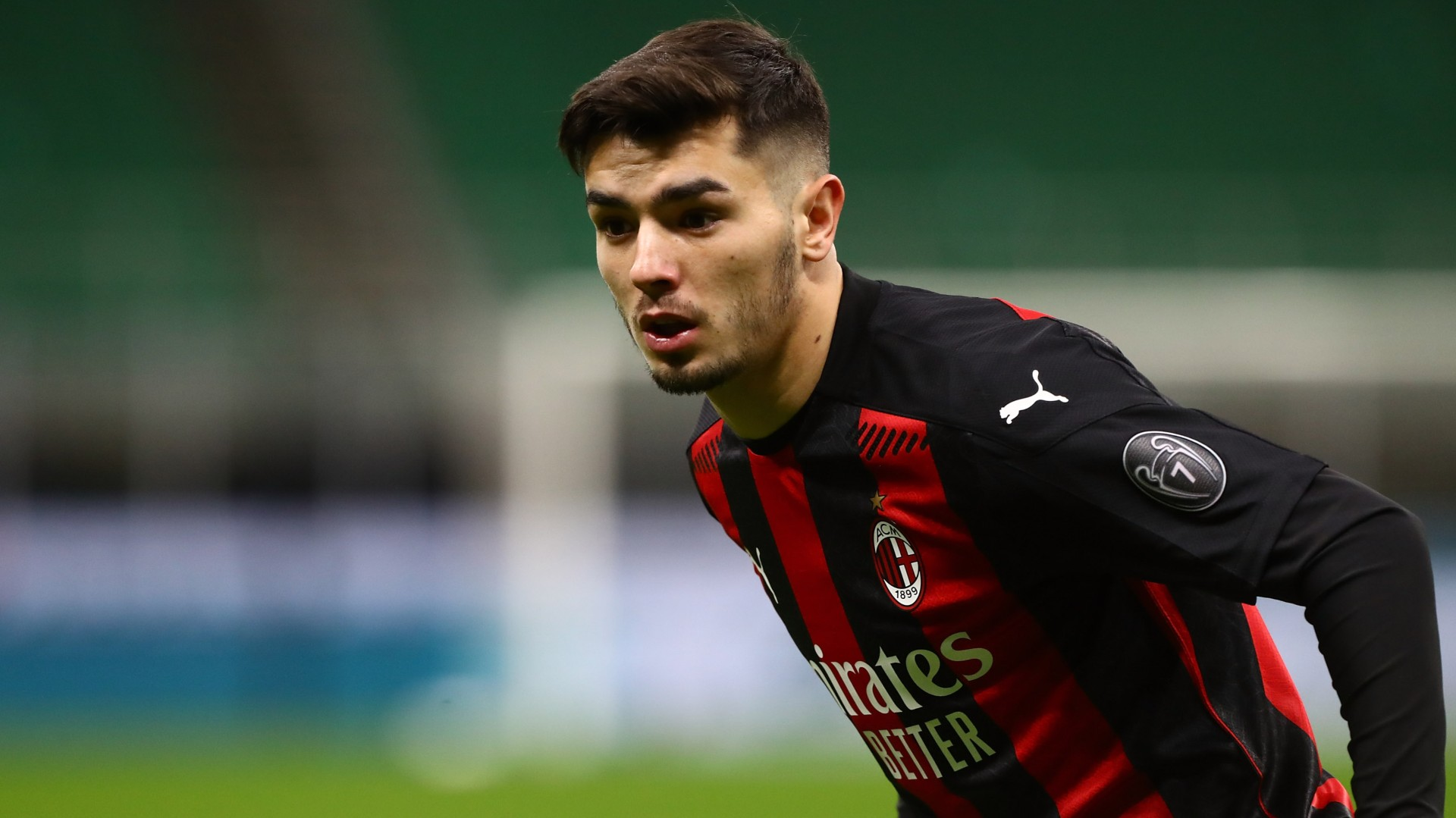 Brahim Diaz makes AC Milan history with Juventus goal