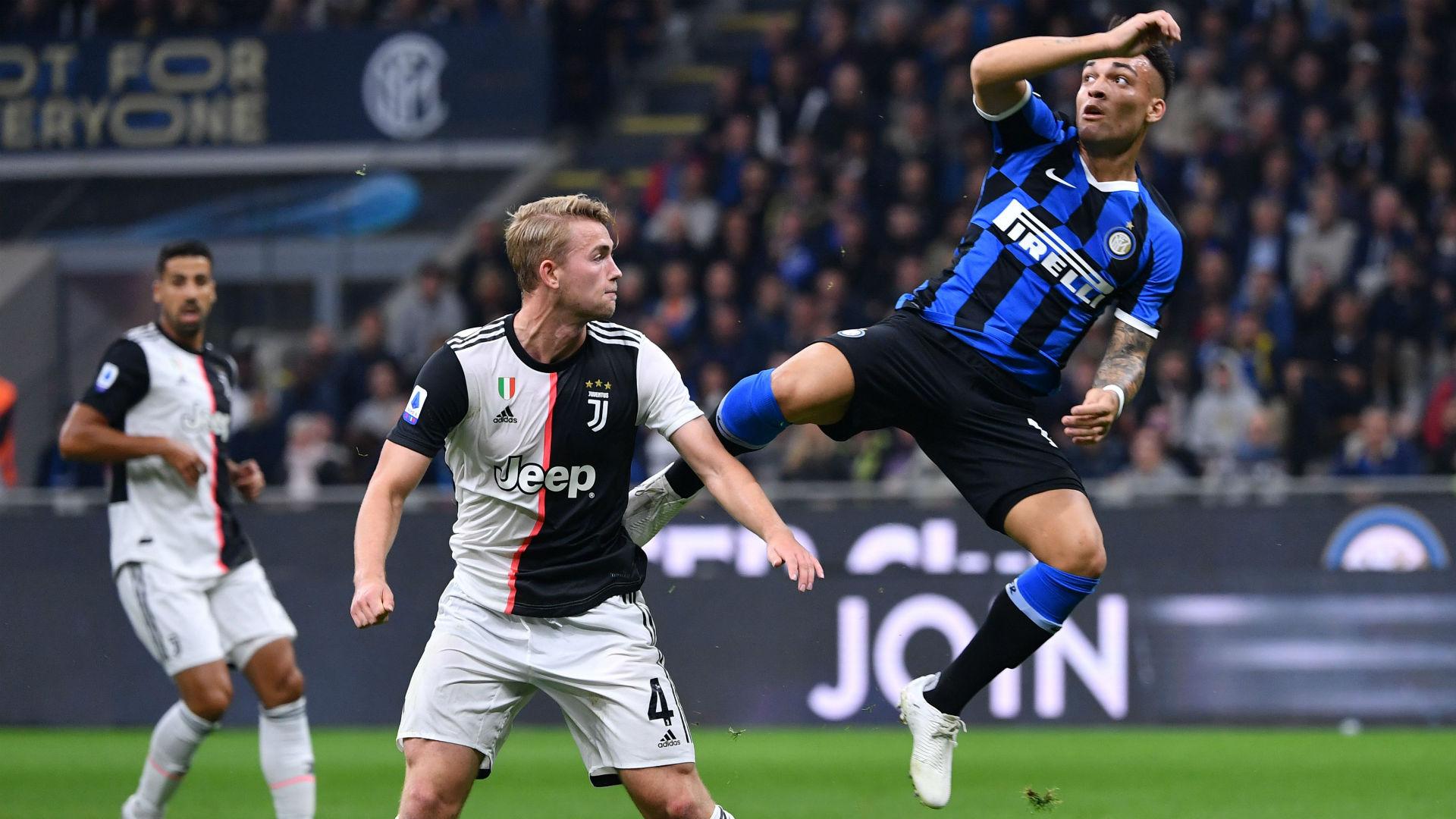 Juventus - Inter maçı koronavirüs yüzünden ertelenebilir | Goal.com
