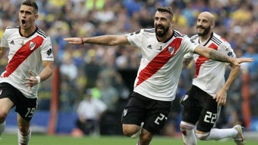 Pratto Boca River Final Copa Libertadores 11112018