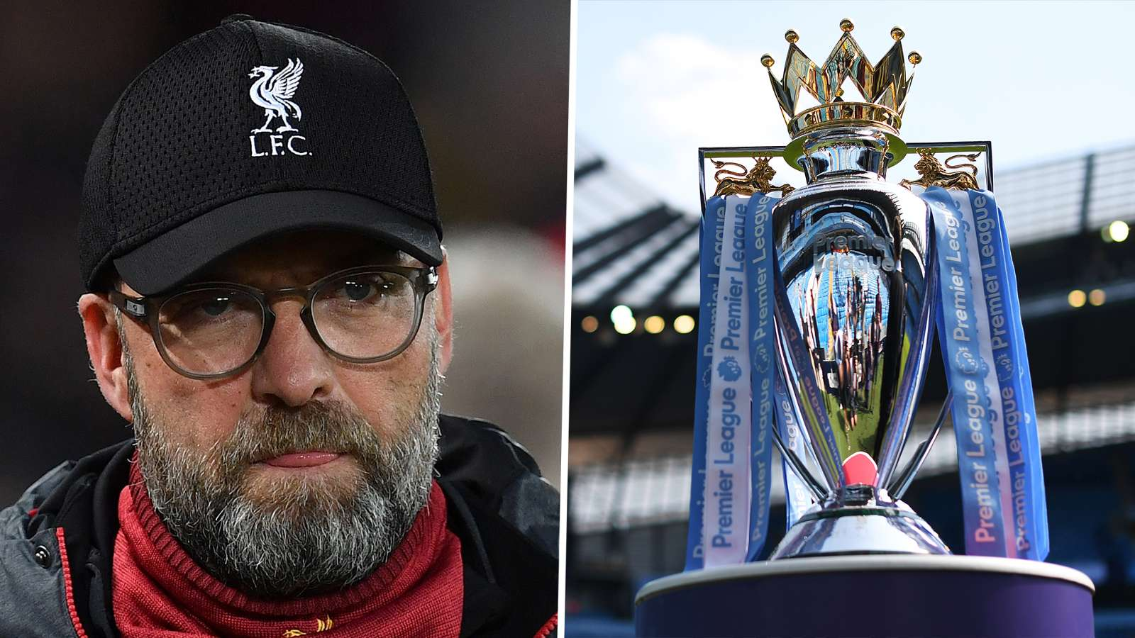 Jurgen Klopp, Premier League trophy