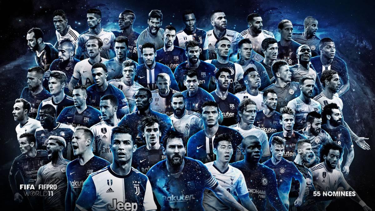 Cuatro madridistas en el once ideal de la FIFA