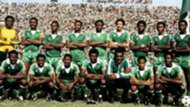Nigeria at 1980 Africa Cup of Nations