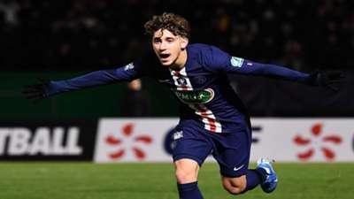 Adil Aouchiche Linas PSG Coupe de France 05012019
