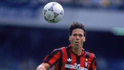 Marco van Basten AC Milan