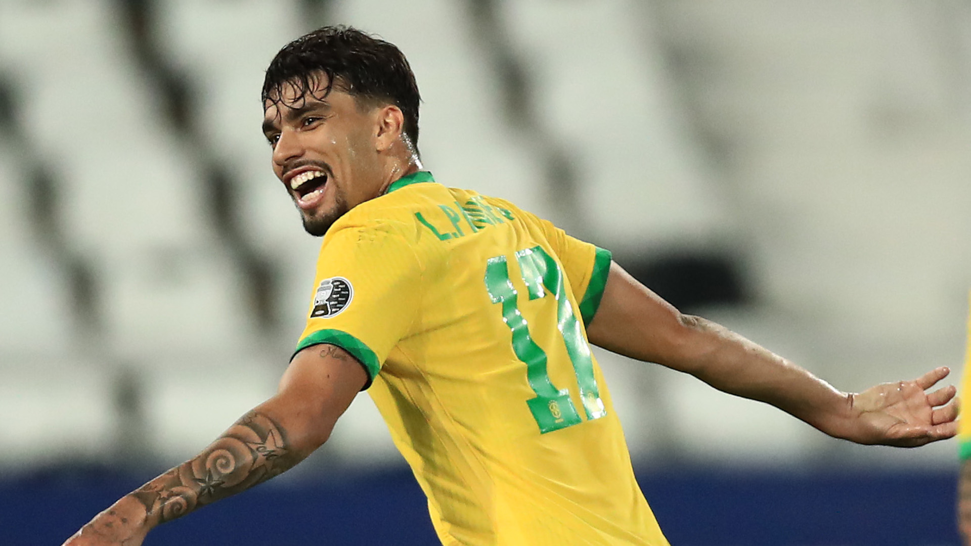 LIVE: Brazil vs Peru