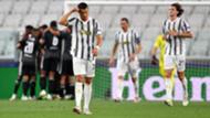 Ronaldo Juventus Lyon 2020