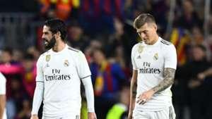 Isco Toni Kroos Madrid Barcelona