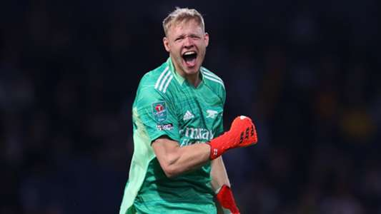 Arsenal keeper Ramsdale aiming to be England No.1 at 2022 World Cup | Goal.com