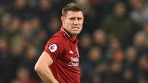James Milner Liverpool 2018-19
