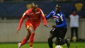 Mercato - Ligue 2 : Stéphane Diarra (Le Mans) plaît outre-Manche