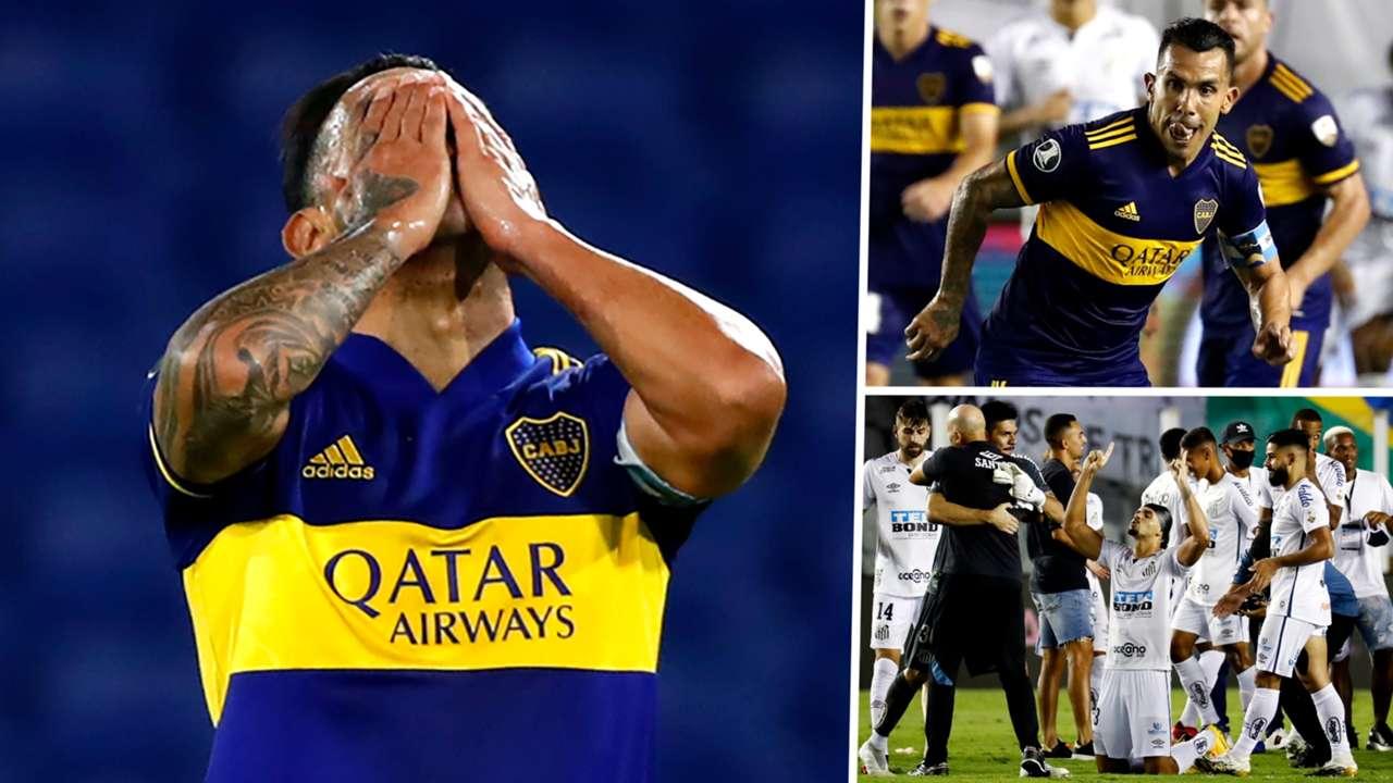 Carlos Tevez Boca Juniors Copa Libertadores GFX