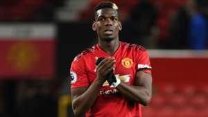 Manchester United Paul Pogba 28102018