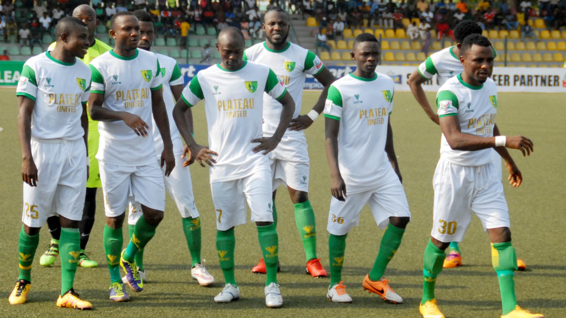 NPFL Wrap: Plateau United return to summit after Adamawa United demolition