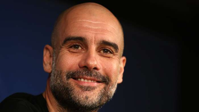 Pep Guardiola Manchester City 2020