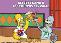 Memes Atlético v América