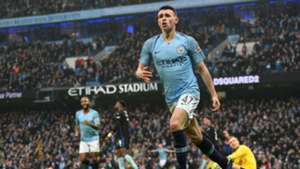 Phil Foden Manchester City FA Cup 06012019