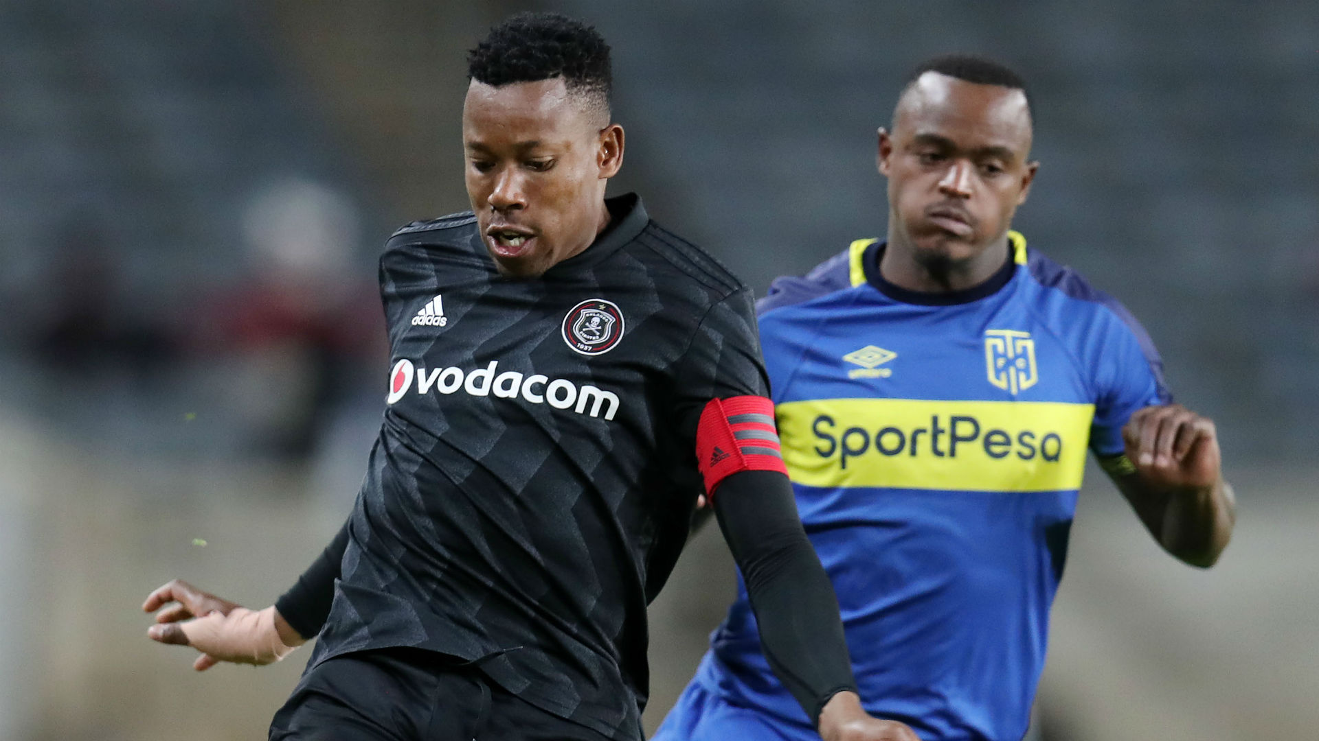 Why Orlando Pirates Have Struggled To Beat Cape Town City Goal Com