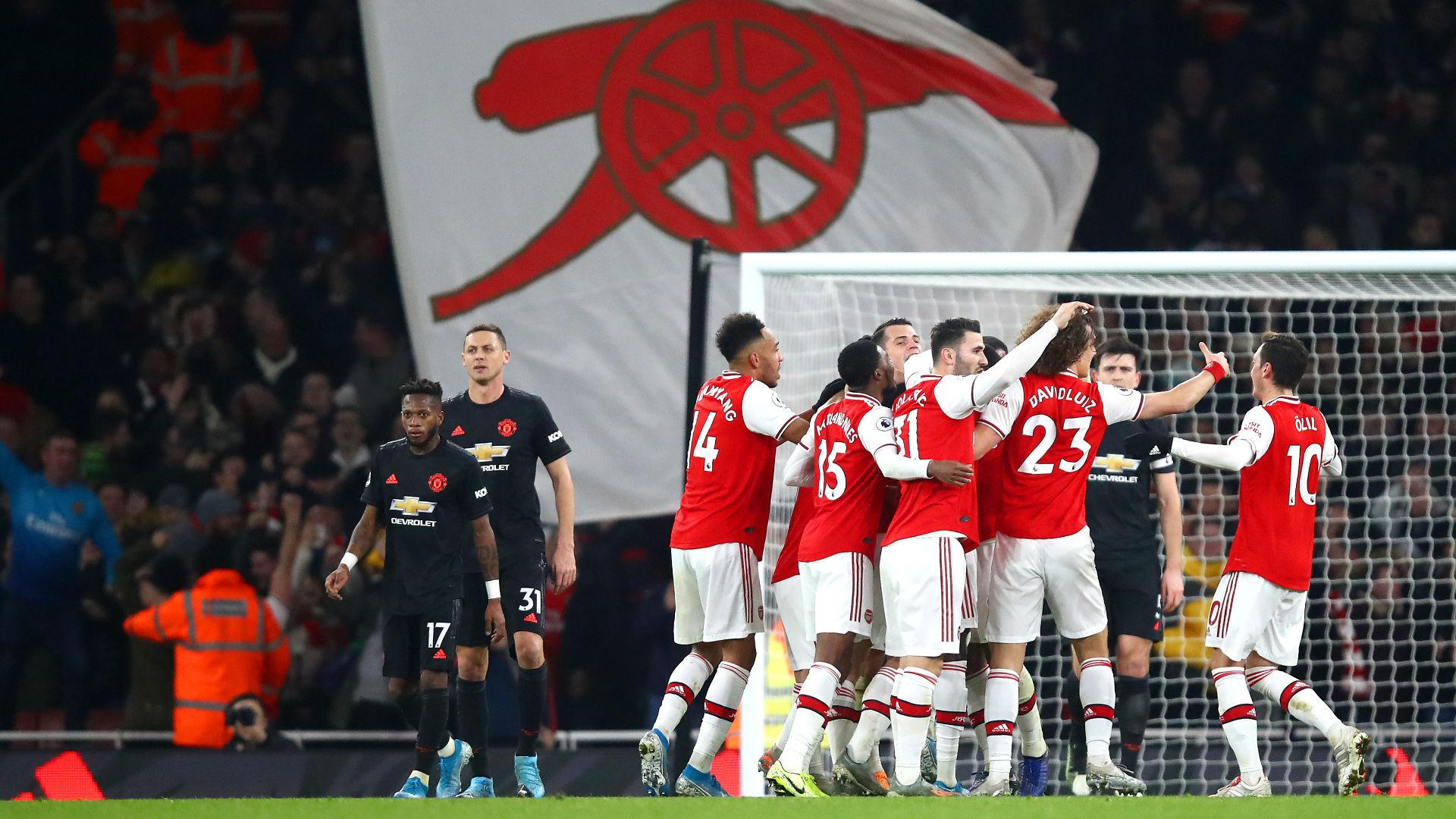 Laporan Pertandingan Liga Primer Inggris Arsenal 2 0