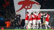 Arsenal Manchester United 2020