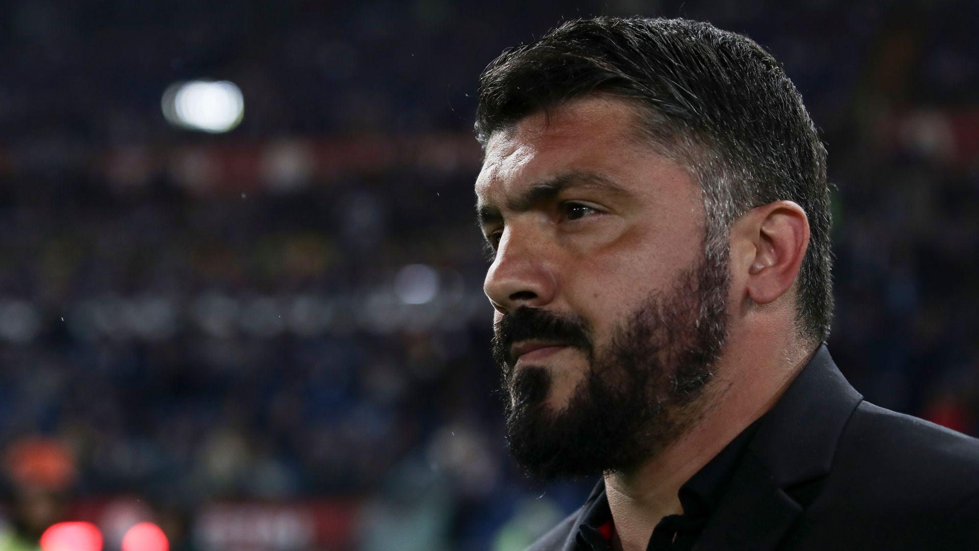Gennaro Gattuso Juventus Milan Coppa Italia