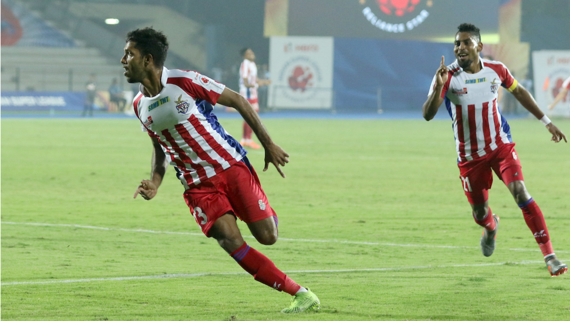 Michael Soosairaj Mumbai City ATK FC ISL 6