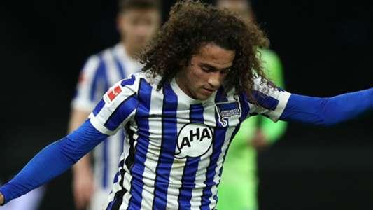 'Guendouzi is going through football puberty' - Arsenal loanee has 'rebellious' streak, says Hertha boss Dardai
