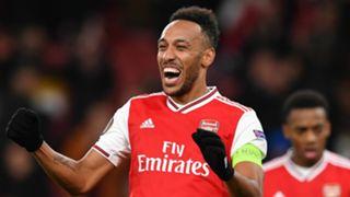 Pierre-Emerick Aubameyang Arsenal 2019-20