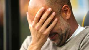 Pep Guardiola Manchester City Norwich 140919