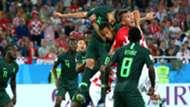 William Ekong Mario Mandzukic Croatia Nigeria World Cup 2018