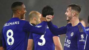 Leicester won't sell stars in January, promises Rodgers