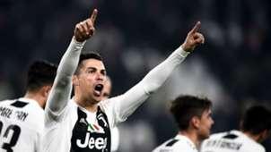Cristiano Ronaldo Juventus Turin Serie A