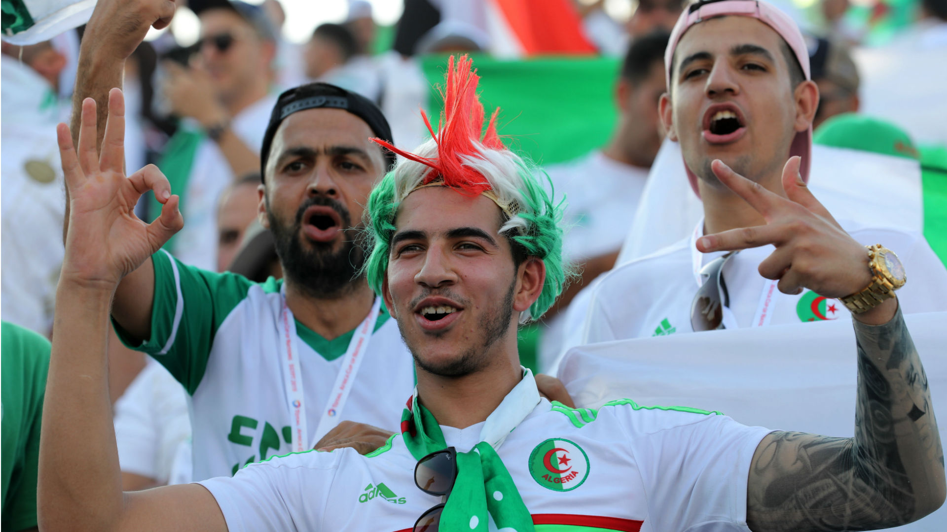 Coronavirus: Algerian Ligue 1 season cancelled without relegation