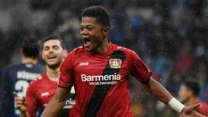 Leon Bailey Bayer Leverkusen