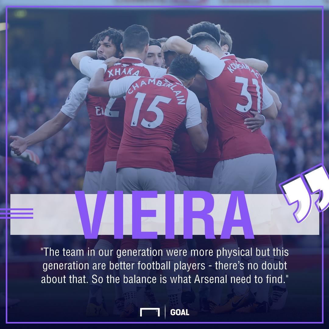 Patrick Vieira Arsenal