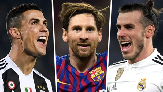 Messi Ronaldo En De 20 Beste Betaalde Voetballers Ter