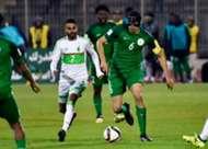 الجزائر - نيجيريا - محرز