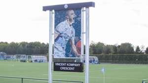 Vincent Kompany testimonial Man City