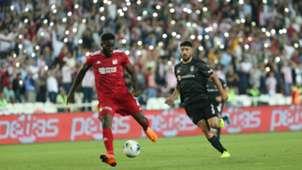 Sivasspor Besiktas Turkish Super League 17/08/2019