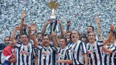 Juventus scudetto 2012