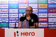 Eelco Schattorie assistant coach of North East United FC