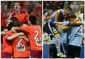 Brisbane Roar Sydney FC A-League