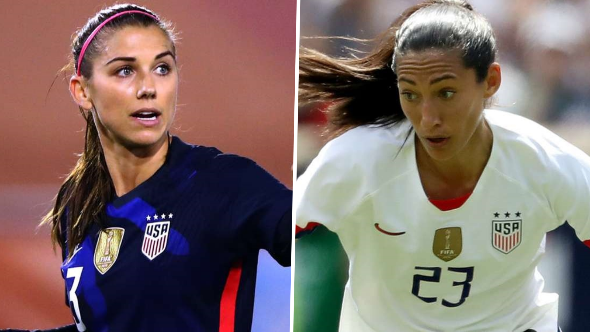 Morgan and Press return to USWNT roster for SheBelieves Cup