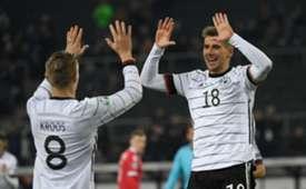 Germany - Belarus