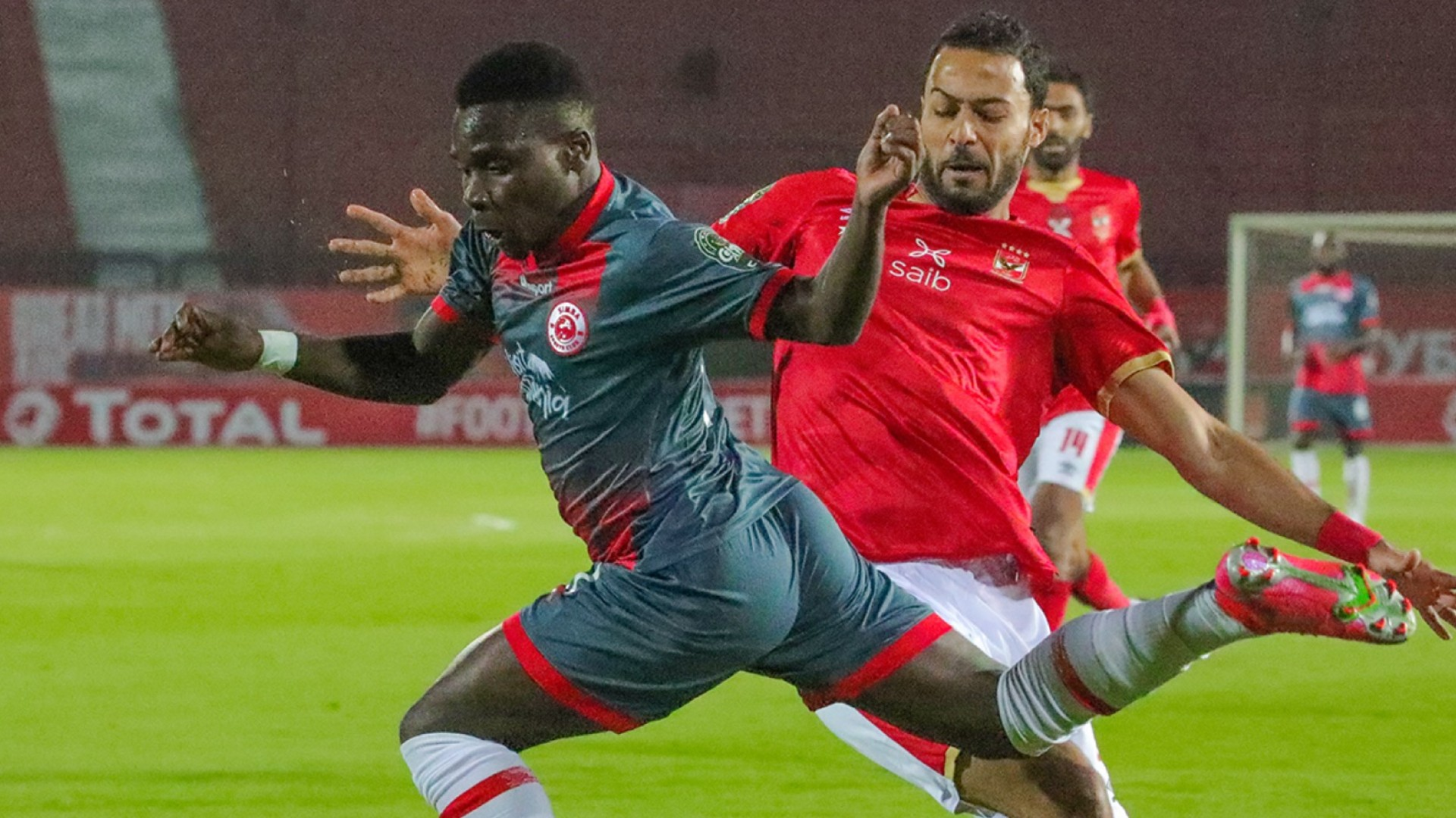 Is Tau blocking Al Ahly from completing Miquissone move from Simba SC?