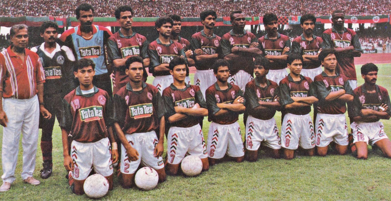Mohun Bagan 1997