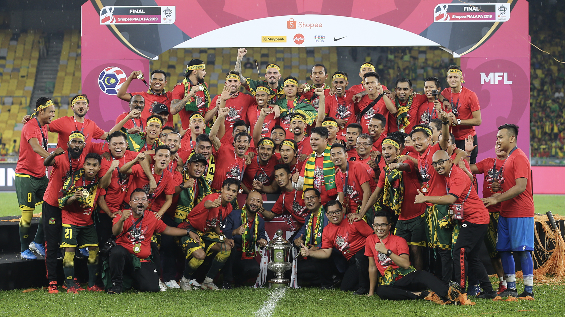2020 Malaysia FA Cup qualifying round draw in full